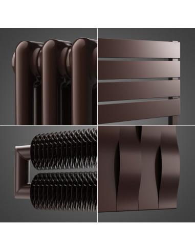 Belgian chocolate - RAL 8017