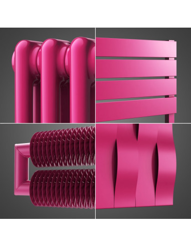 Pink telemagenta - RAL 4010...