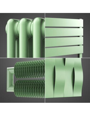 Green pastel - RAL 6019