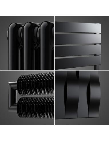 Black glossy - RAL 9005