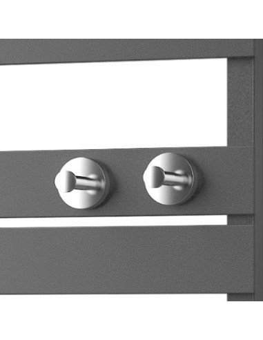 Magnetic hook chrome