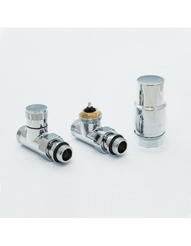 Direct thermostatic set