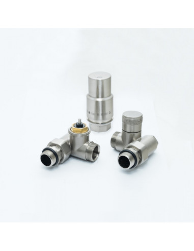 Thermostatic set - for combined...